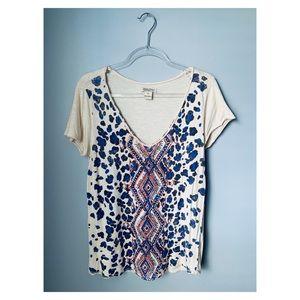 Lucky Brand short sleeve shirt medium